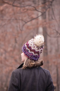 The Scraptacular beanie. Ready to Ship.