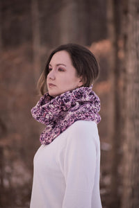 The Mary Cowl Knitting Pattern
