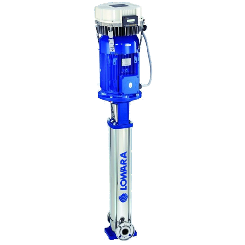 Lowara e-SVH Variable Speed Vertical Multistage 240v