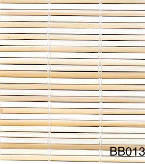 Bamboopecker bamboo chick blinds