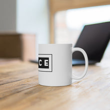 Load image into Gallery viewer, Grace-White Ceramic Mug