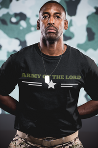 ARMY OF THE LORD-Unisex Jersey T-Shirt