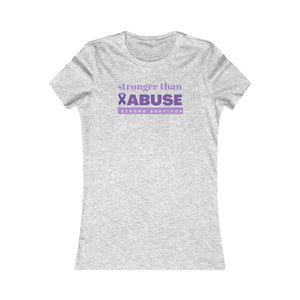 Stronger-Women's Favorite Tee