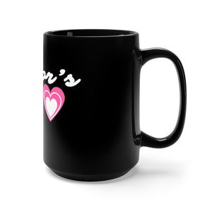 Pastor's Wife Black Mug 15oz