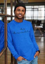 Load image into Gallery viewer, BE HUMBLE-Crewneck Sweatshirt