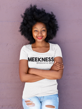 Load image into Gallery viewer, MEEKNESS-Women's Premium T-Shirt