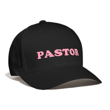Load image into Gallery viewer, PASTOR-Baseball Cap - black
