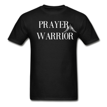 Load image into Gallery viewer, PRAYER-Hanes Adult Tagless T-Shirt - black