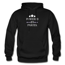Load image into Gallery viewer, POWER- Heavy Blend Adult Hoodie - black