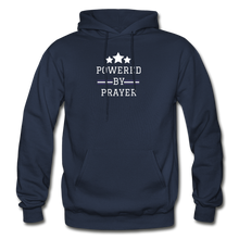 Load image into Gallery viewer, POWER- Heavy Blend Adult Hoodie - navy
