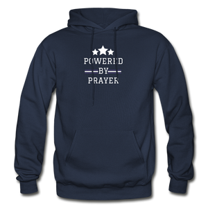 POWER- Heavy Blend Adult Hoodie - navy