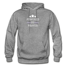 Load image into Gallery viewer, POWER- Heavy Blend Adult Hoodie - graphite heather