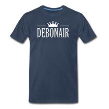 Load image into Gallery viewer, DEBONAIR-Men's Premium T-Shirt - navy