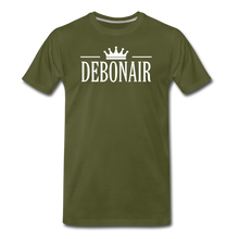 Load image into Gallery viewer, DEBONAIR-Men's Premium T-Shirt - olive green
