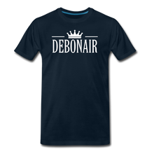 Load image into Gallery viewer, DEBONAIR-Men's Premium T-Shirt - deep navy