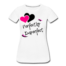 Load image into Gallery viewer, PERFECT-Women's Premium T-Shirt - white