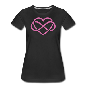Love Everlasting-Women's Premium T-Shirt - black