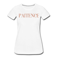 Load image into Gallery viewer, PAITENCE-Women's Premium T-Shirt - white