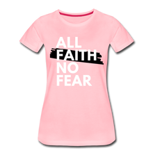 Load image into Gallery viewer, NO FEAR WOMEN'S- Ultra Cotton Ladies T-Shirt*** Runs Large - pink