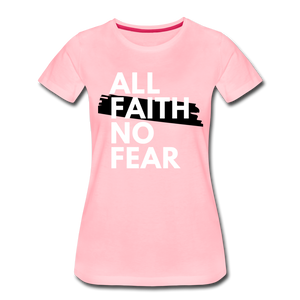 NO FEAR WOMEN'S- Ultra Cotton Ladies T-Shirt*** Runs Large - pink