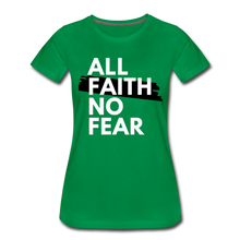 Load image into Gallery viewer, NO FEAR WOMEN'S- Ultra Cotton Ladies T-Shirt*** Runs Large - kelly green