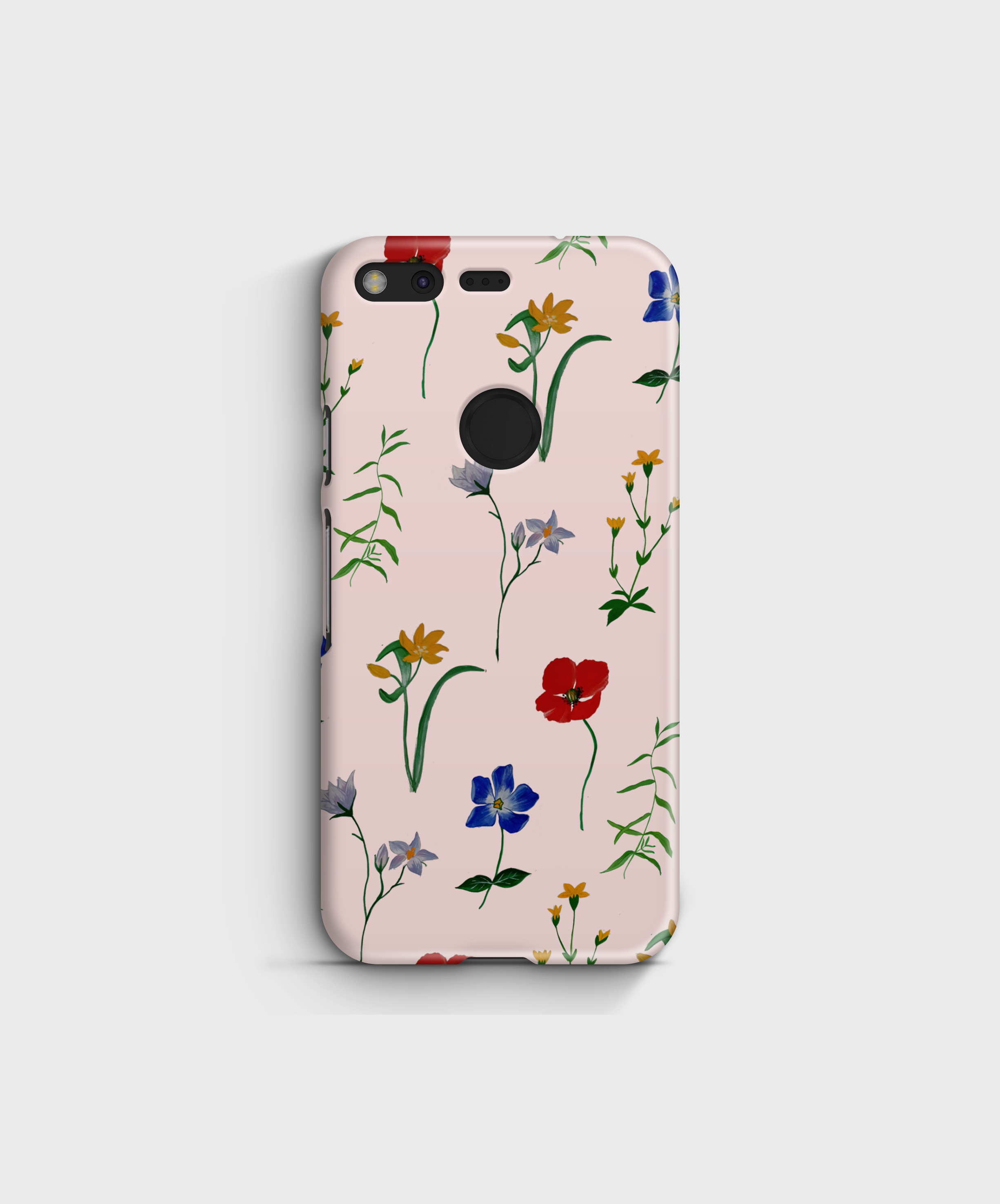 Wildflowers Phone Case - Google Pixel
