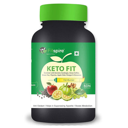 Fitspire Keto Fit Capsules Fat Burner