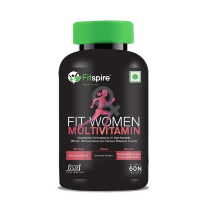 Fitspire Fit Women Multivitamin Tablets