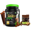 Fitspire Fit Peanut Butter & Whey Protein | 2kg Combo