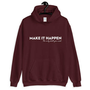 Make It Happen - Hoodie - MIH Collection