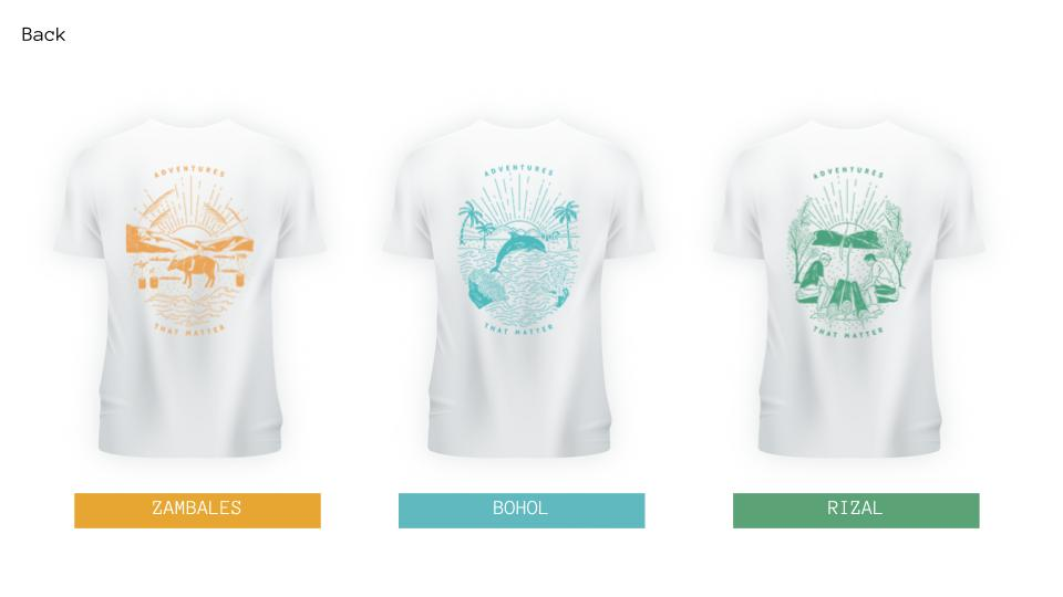 MAD Travel Shirts