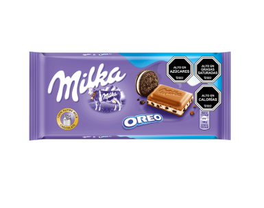 CHOCOLATE MILKA OREO 100 G