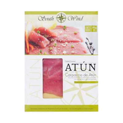 CARPACCIO ATUN SOUTH WIND 100 G