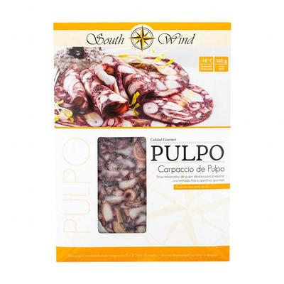 CARPACCIO PULPO SOUTH WIND 100 G