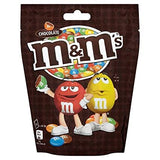 M&M PLAIN POUCH 155 G