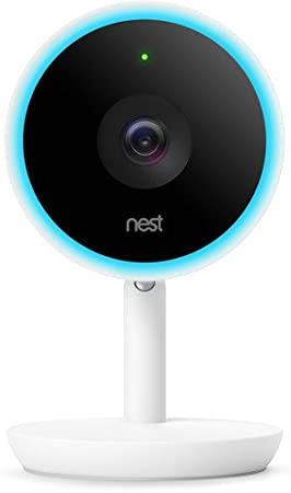 Google Nest Cam IQ Indoor Security Camera
