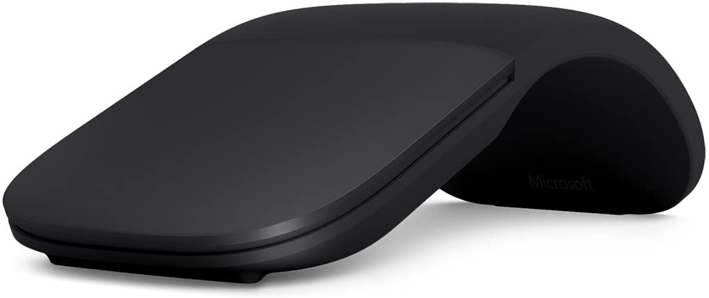 Microsoft - Arc Mouse - Black