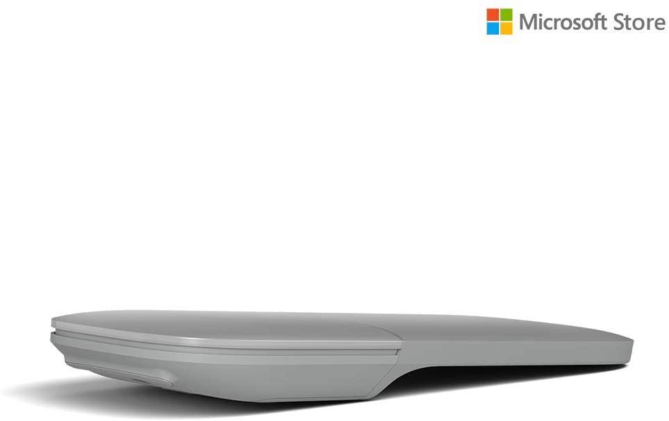 Microsoft - Arc Mouse - Light Grey - Surface