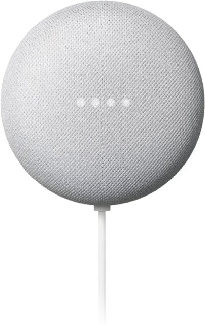 Nest Mini (2nd Generation) with Google Assistant - Chalk