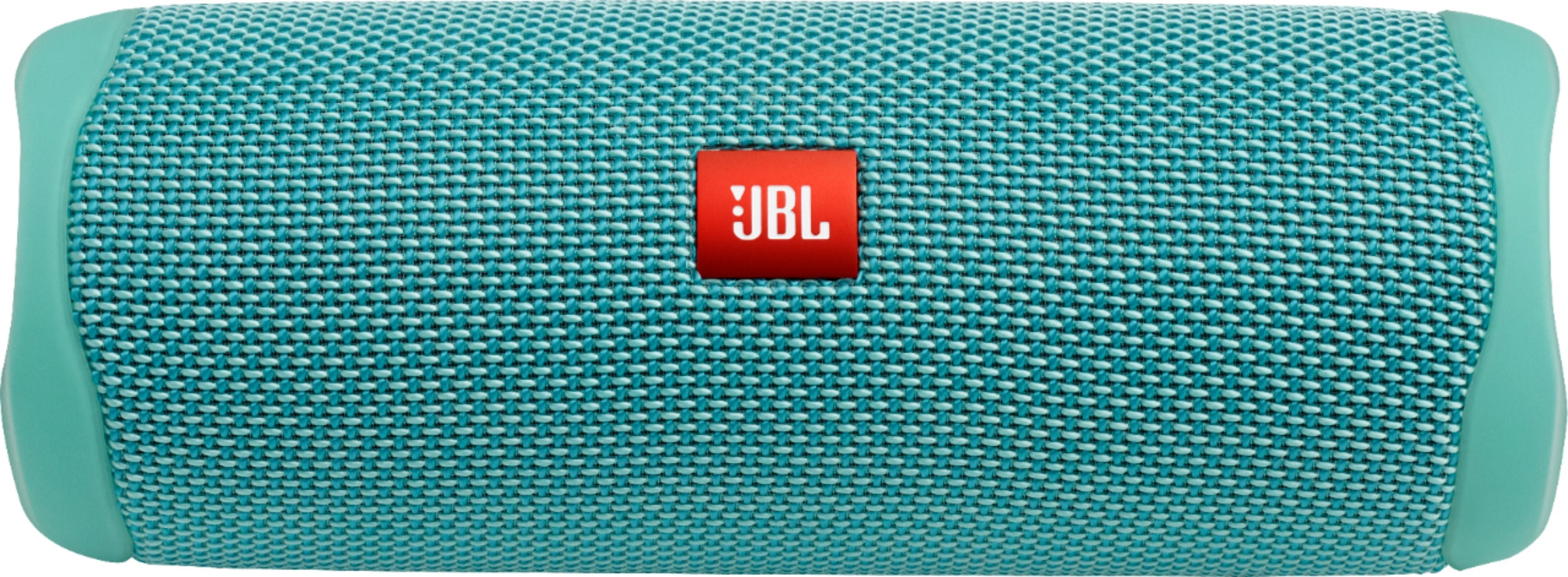 JBL Flip 5 Portable Bluetooth Speaker - Teal (Renewed)