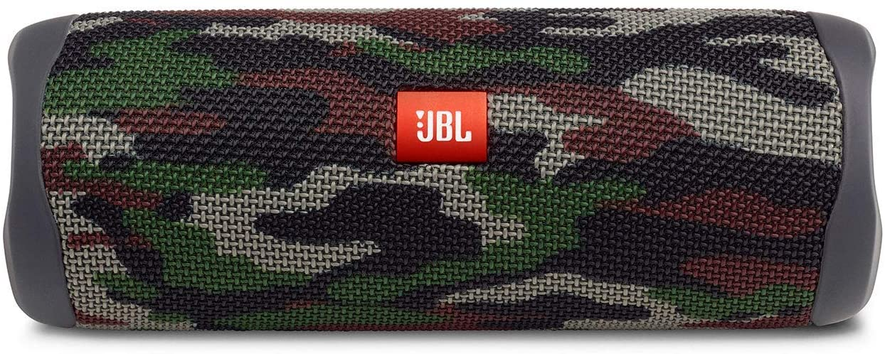 JBL FLIP 5 Waterproof Portable Bluetooth Speaker - Squad (Renewed)