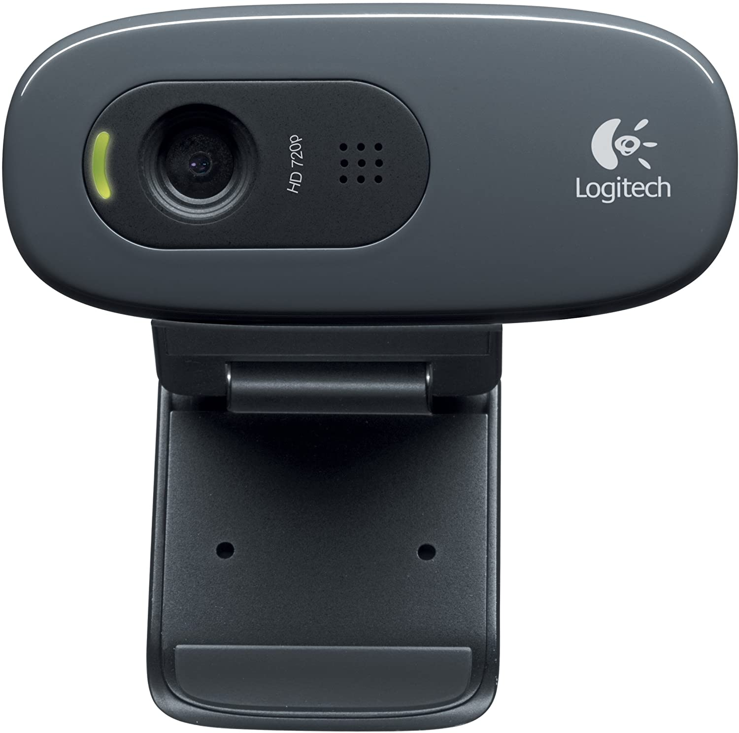 Logitech - HD Webcam C270 - Black