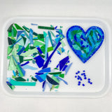 Heart Mosaic Kit