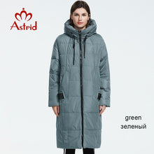 Load image into Gallery viewer, Astrid 2019 Winter new arrival down jacket women loose clothing outerwear quality with a hood fashion style winter coat AR-7038
