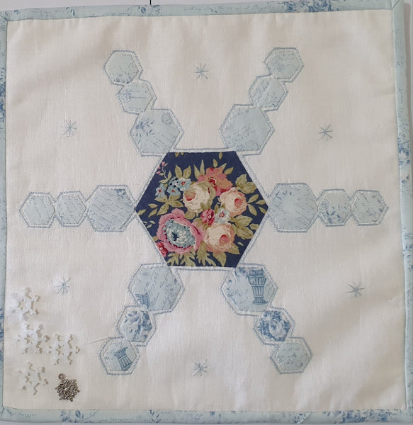EPP Mini Quilt No 4 Kit
