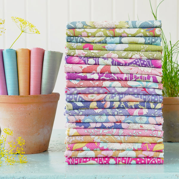 GARDEN LIFE - Fat Quarter Bundle PRE-ORDER