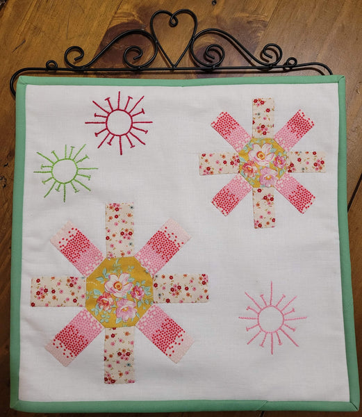 EPP Mini Quilt No 6 Kit