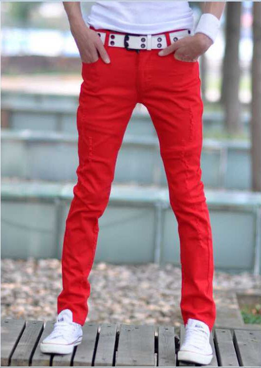 ... Candy Colored Men's Distressed Skinny Jeans ... - Candy Colored Men's Distressed Skinny Jeans – Daring Deals