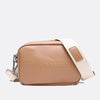 Ladies Letter Flap Crossbody Bag