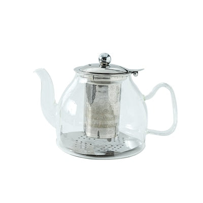 Induction Cooker Electromagnetic Glass Teapot